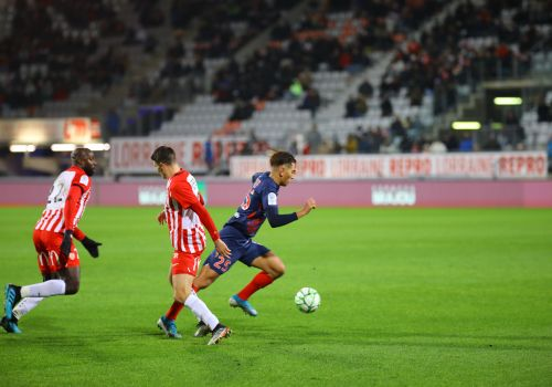 AS NANCY 2 - 1 BERRICHONNE